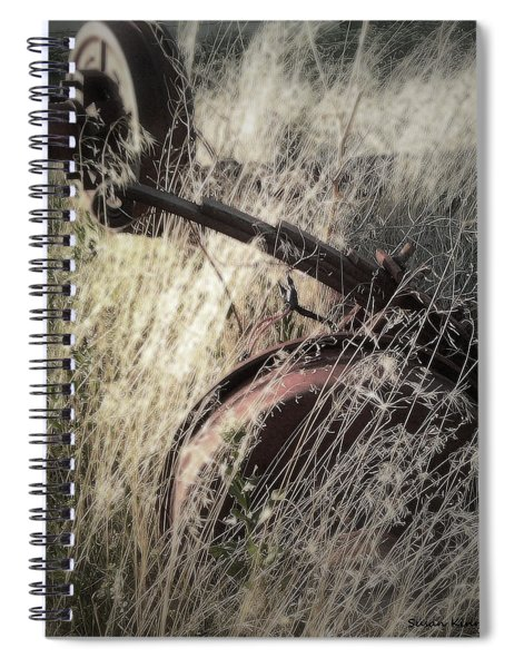 Axel Spiral Notebook