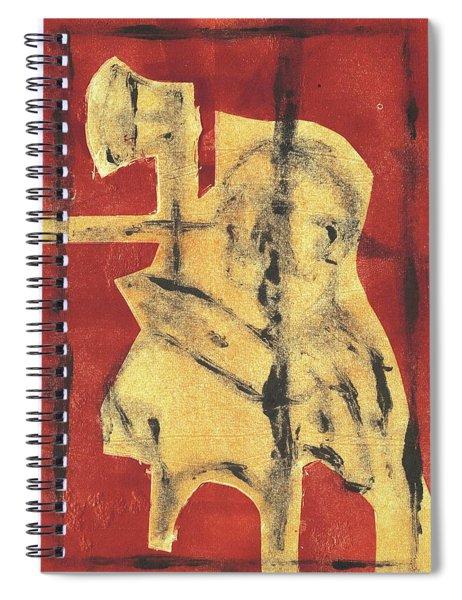 Axeman 12 Spiral Notebook