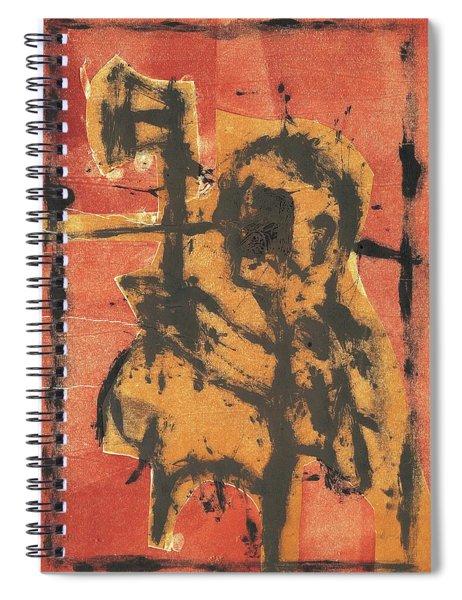 Axeman 2 Spiral Notebook