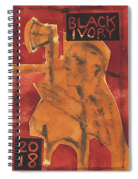 Axeman 20 Spiral Notebook