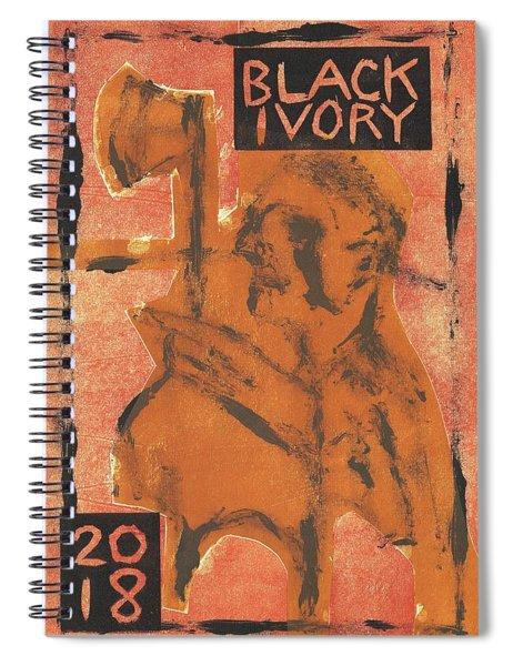 Axeman 22 Spiral Notebook
