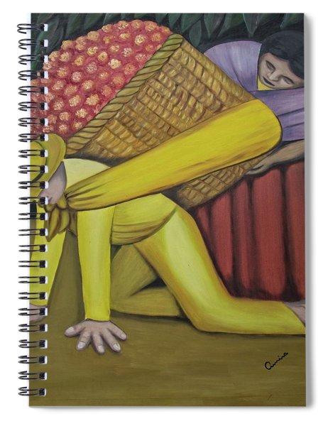Ayuda Spiral Notebook
