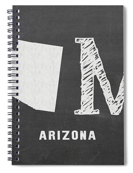 Az Home Spiral Notebook