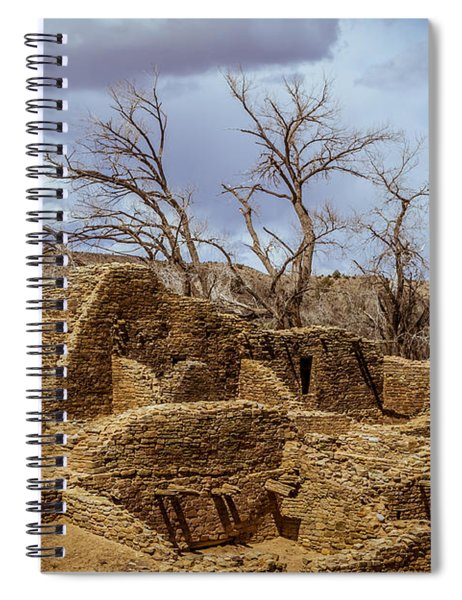 Aztec Ruins, New Mexico Spiral Notebook