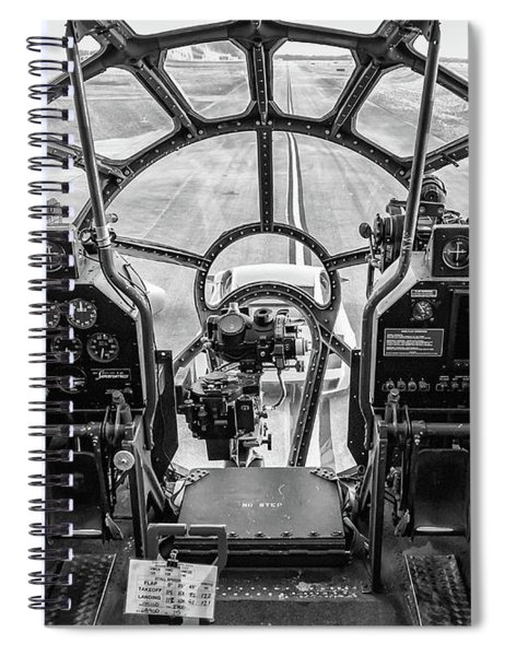 B-29 Fifi Spiral Notebook