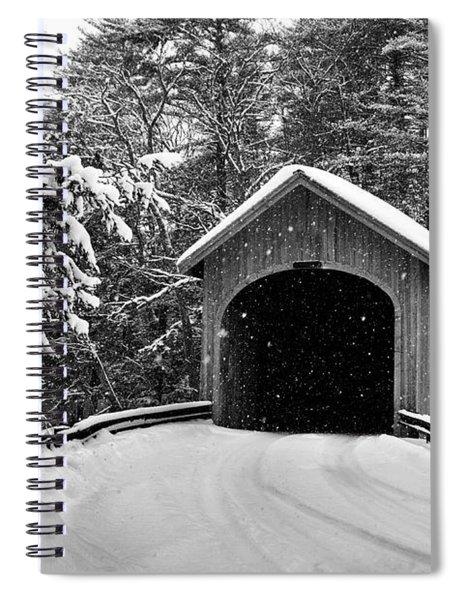 Babbs Bridge Spiral Notebook