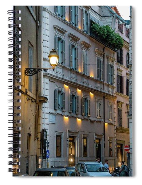 Babette Spiral Notebook