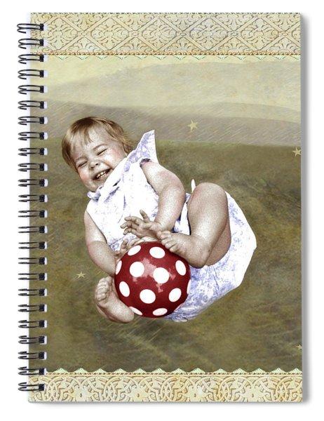 Baby Ball Spiral Notebook