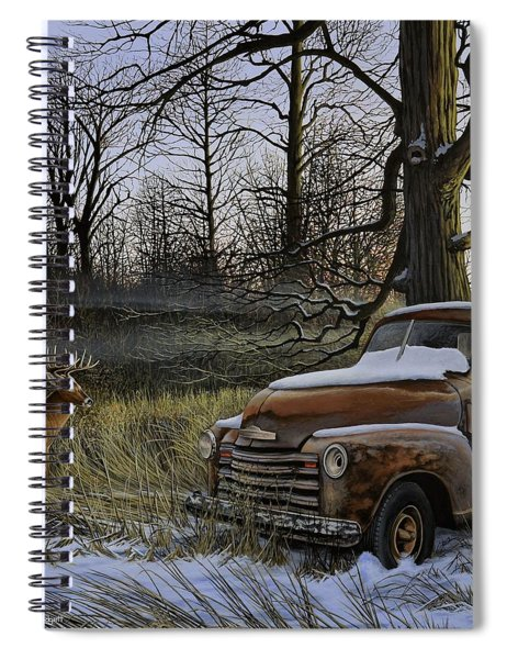 Back Forty Spiral Notebook