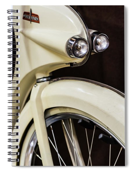 Back To The Future  Spiral Notebook