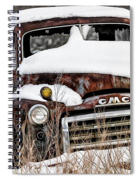 Backlot Treasure Spiral Notebook