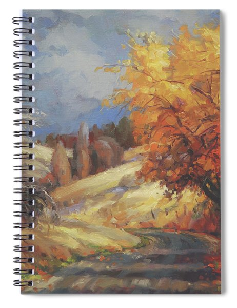 Backroads Spiral Notebook