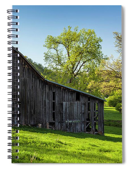 Bad Axe Barn Spiral Notebook