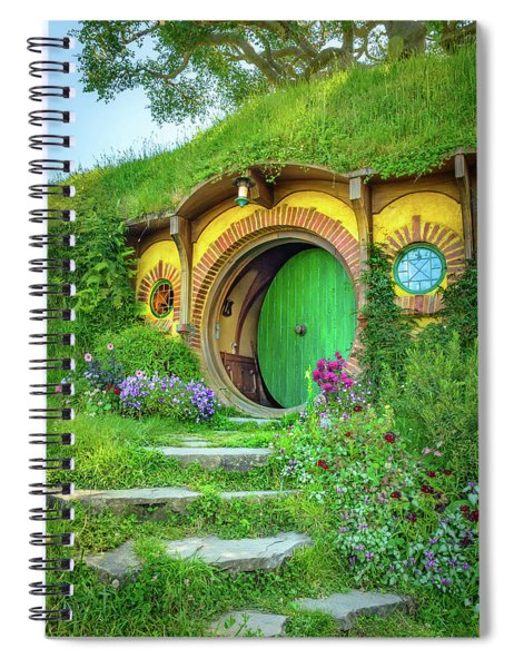 Bag End Spiral Notebook