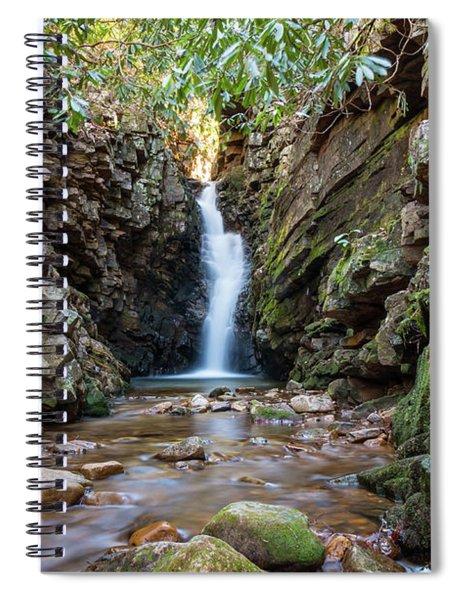 Baileys Falls Spiral Notebook