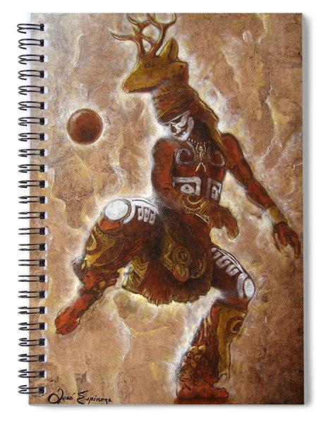 B A L L  . G A M E Spiral Notebook