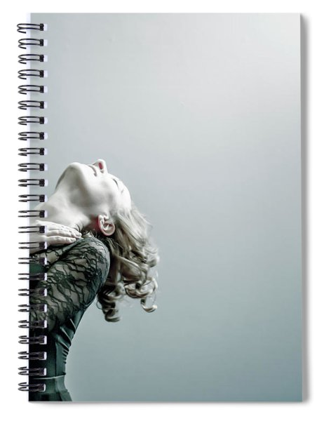 Ballet Dancer Spiral Notebook