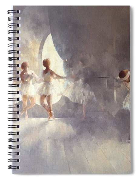 Ballet Studio  Spiral Notebook