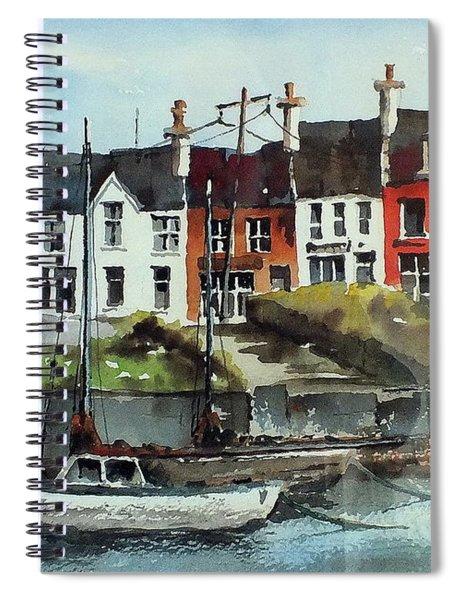 F 712   Baltimore, West Cork. Spiral Notebook
