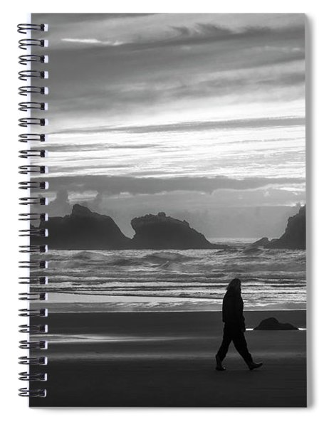 Bandon Beachcombers Spiral Notebook
