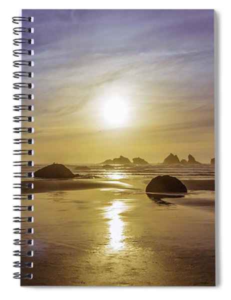 Bandon Glow Spiral Notebook