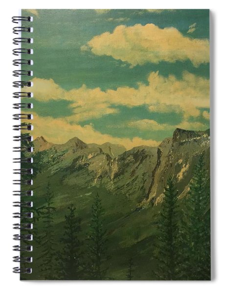 Banff Spiral Notebook