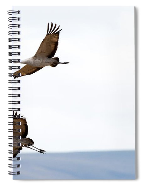 Bank Right Spiral Notebook