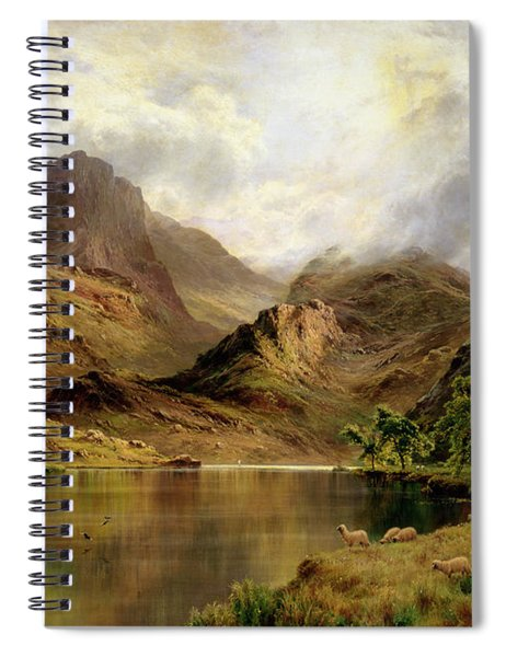 Banks Of Arrochar Spiral Notebook