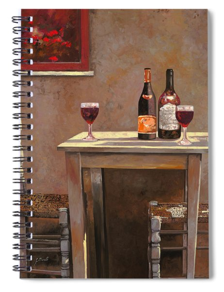 Barbaresco Spiral Notebook