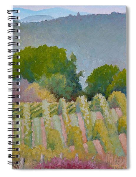 Barboursville Vineyards 1 Spiral Notebook