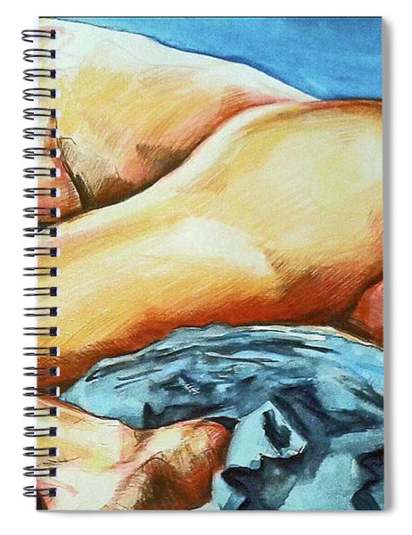 Naked Bare Truth Spiral Notebook