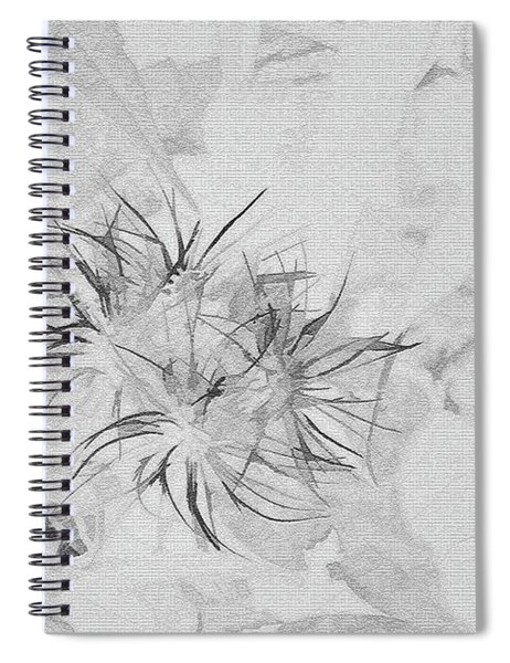 Barely There Spiral Notebook
