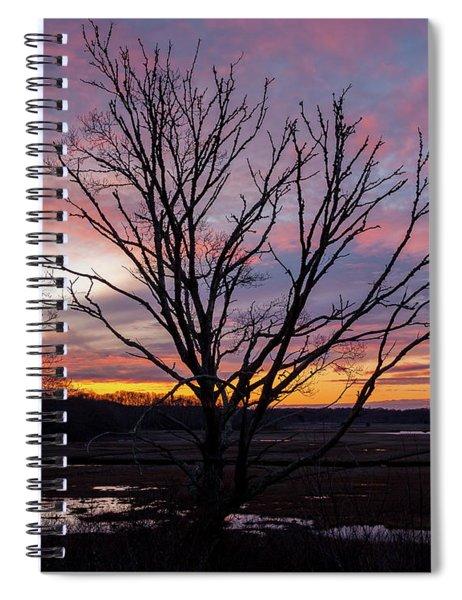 Barn Island - Pawcatuck Ct Spiral Notebook