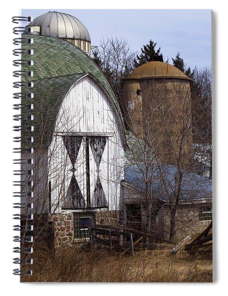 Barn On 29 Spiral Notebook