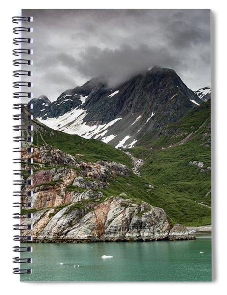 Barren Wilderness Spiral Notebook