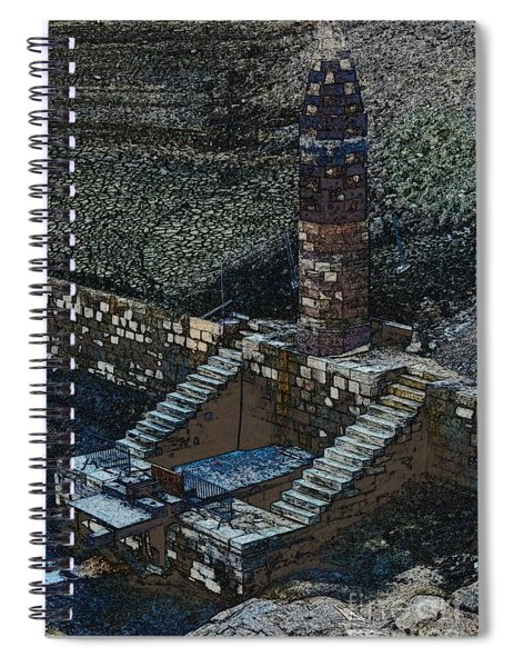 Bassin De Saint-ferreol Spiral Notebook