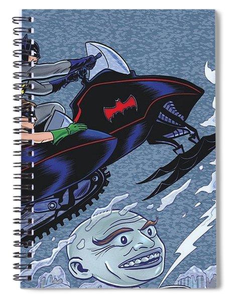 Batman '66 Spiral Notebook