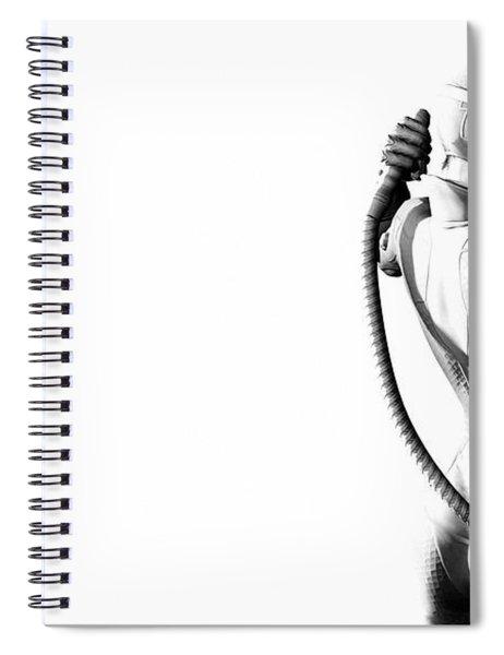 Batman Arkham City Spiral Notebook