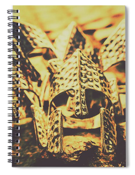 Battle Armoury Spiral Notebook