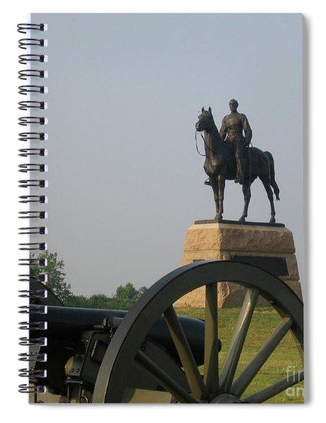 Battlefield  Spiral Notebook