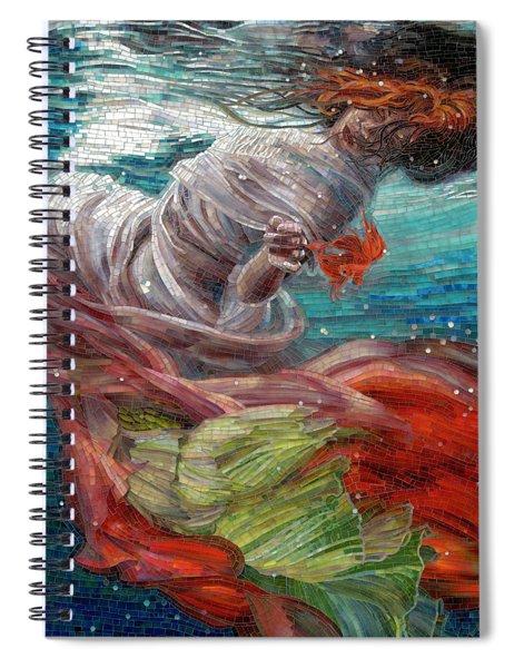 Batyam Spiral Notebook