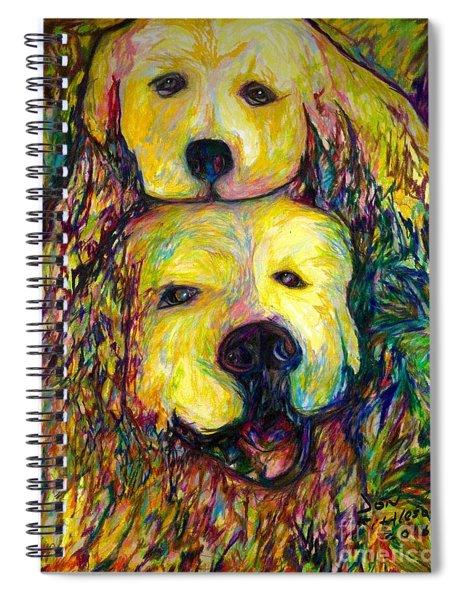 Bauer And Windi Spiral Notebook