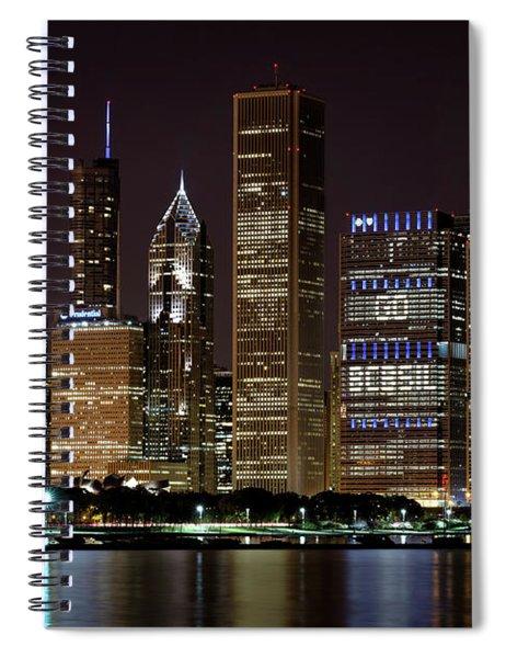 Bcbsil Spiral Notebook