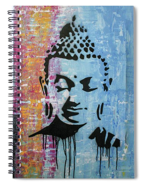 Be Where You Are Spiral Notebook