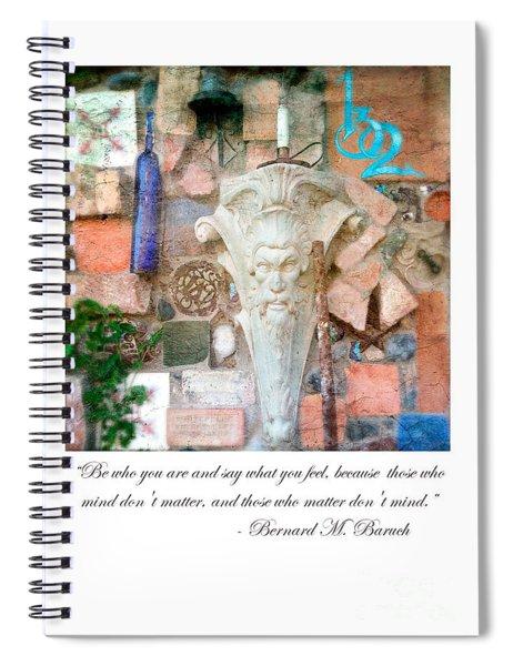 120 Fxq Spiral Notebook