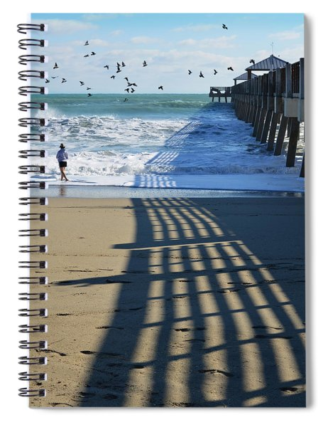 Beach Bliss Spiral Notebook