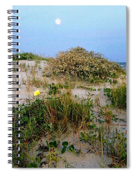 Beach Bouquet Spiral Notebook