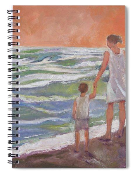 Beach Boy Spiral Notebook