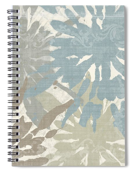 Beach Curry II Spiral Notebook