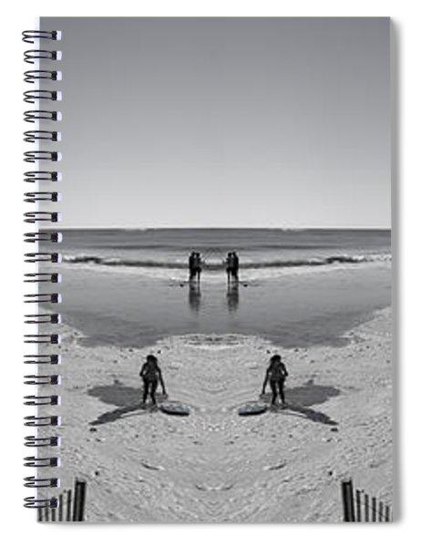 Beach Fun Spiral Notebook